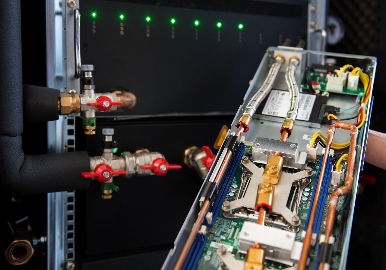 Rechner erwärmen Großgebäude: Startup verwandelt Server in ...
