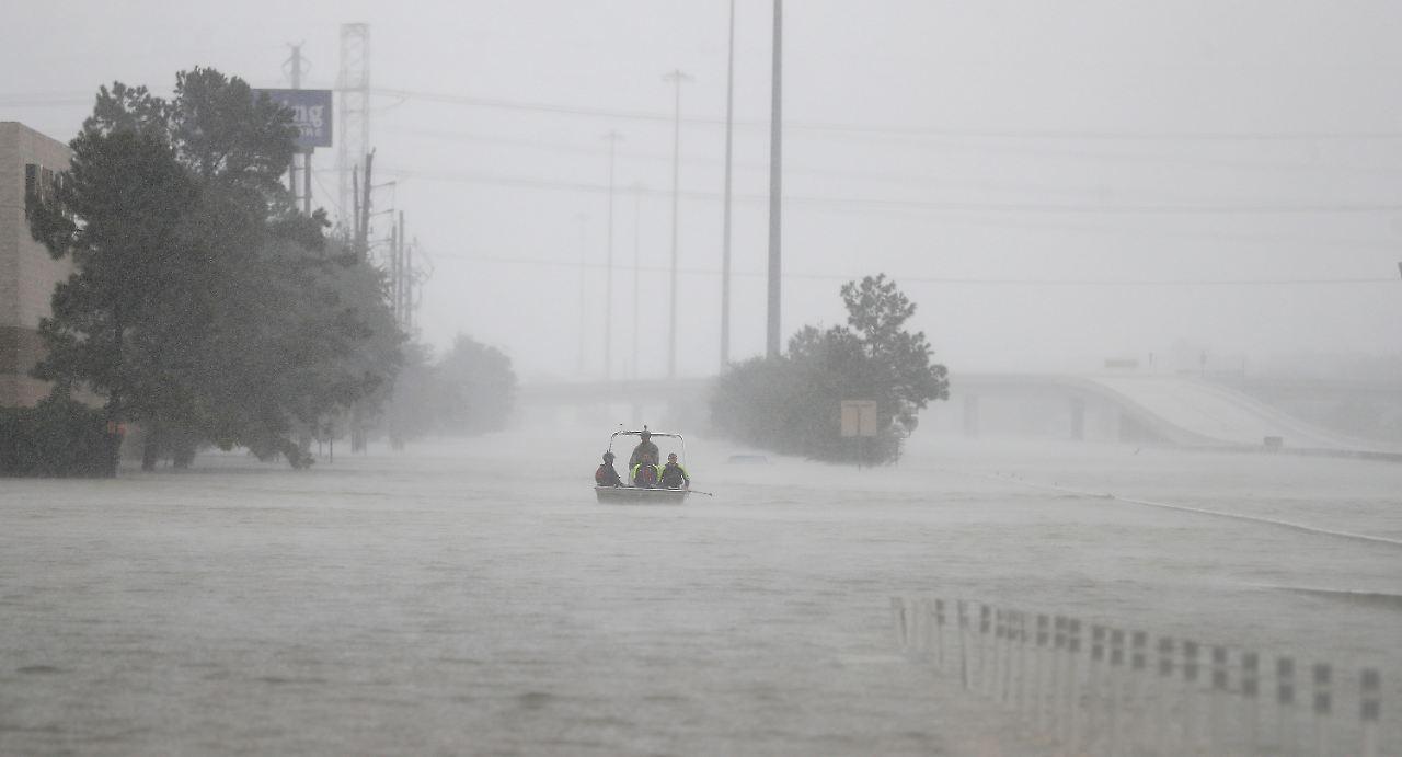 Nach Hurrikan in Texas: Chemiefabrik droht zu explodieren!