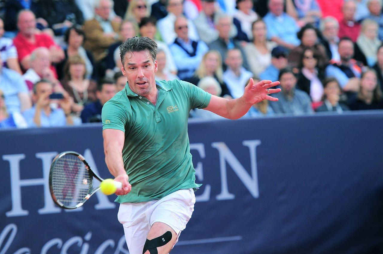 Stich verliert Turnier - Hamburg hadert mit Tennis-Zukunft