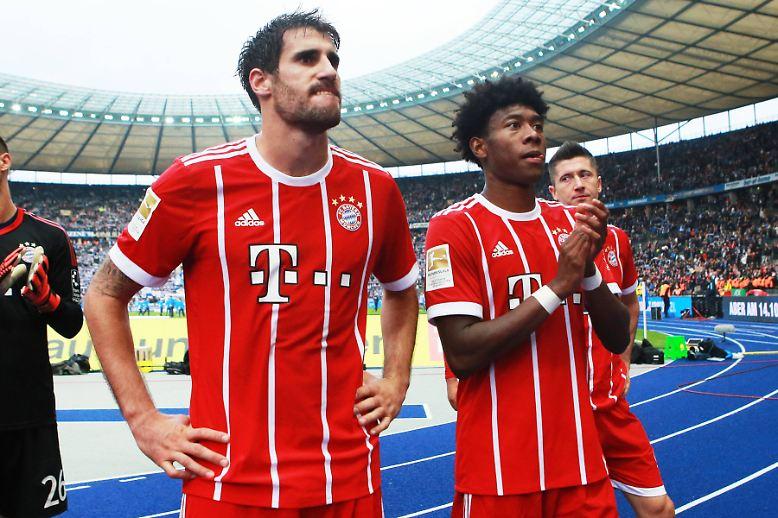 Wenn beim FC Bayern München nix mehr geht, geht immer noch Jupp Heynckes.