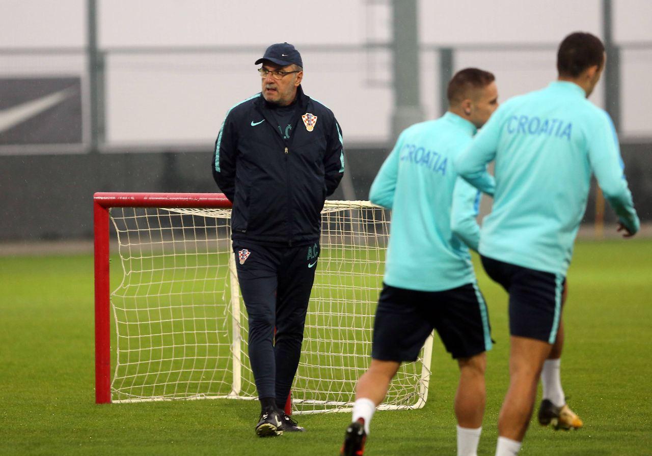 Ante Cacic nicht mehr Trainer der kroatischen Nationalmannschaft