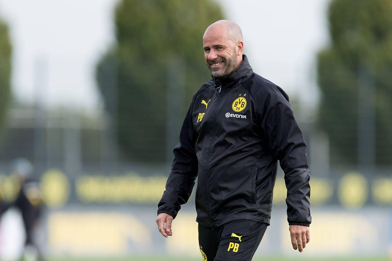 BVB-Trainer Bosz rechnet mit Milliarden-Transfer