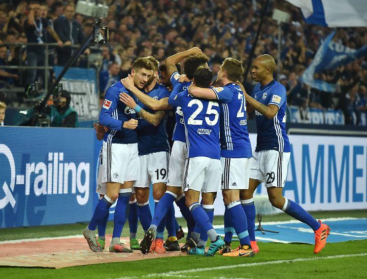 FC Schalke 04 - FSV Mainz 05 2:0 (1:0)