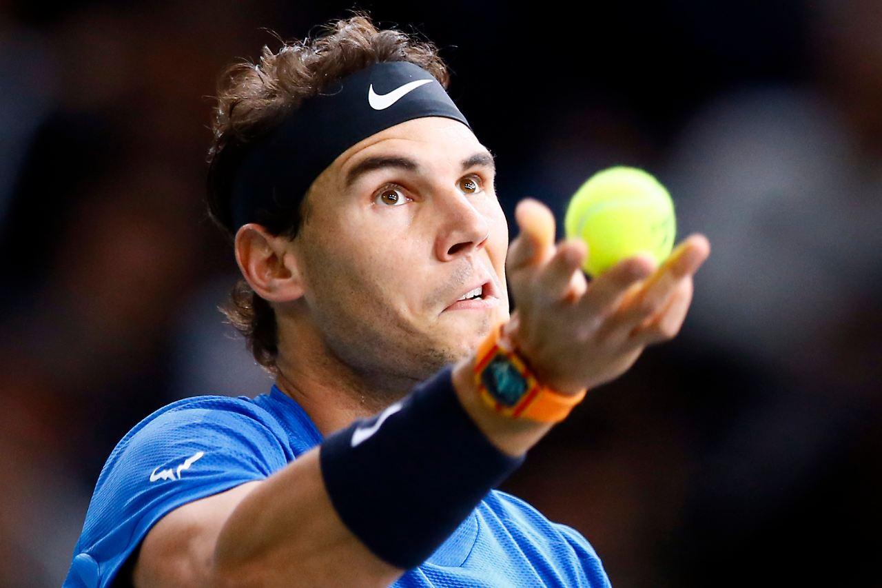 Nadal bleibt die Nummer eins
