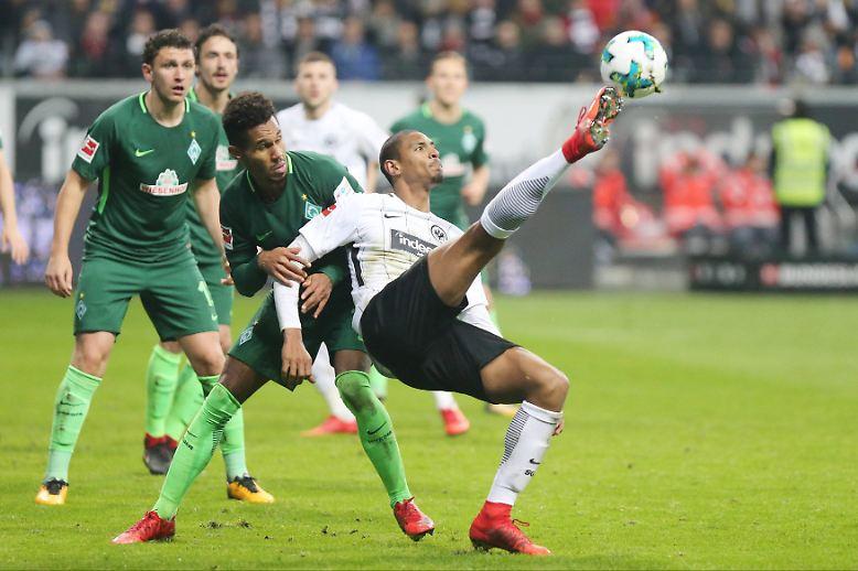 Eintracht Frankfurt - Werder Bremen (2:1)