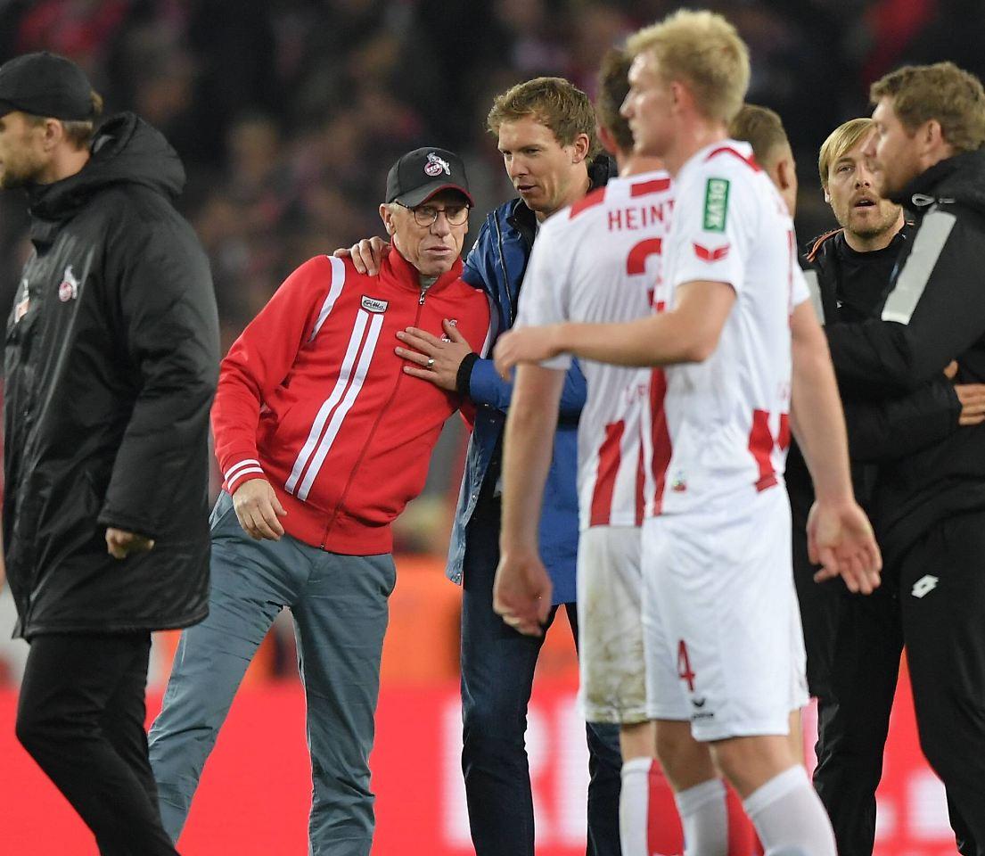 Vor Europa-League-Duell | Wenger stärkt Stöger: