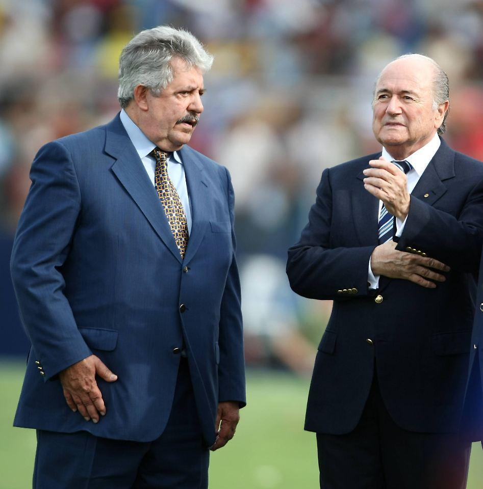 Fifa sperrt drei Ex-Funktionäre lebenslang