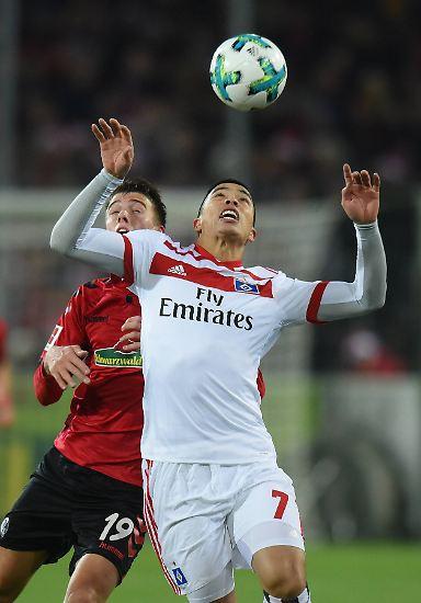 SC Freiburg - Hamburger SV 0:0
