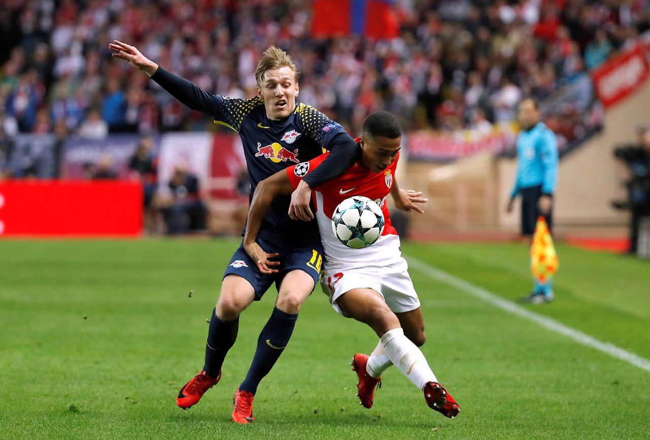 RB Leipzig ohne Forsberg gegen Besiktas