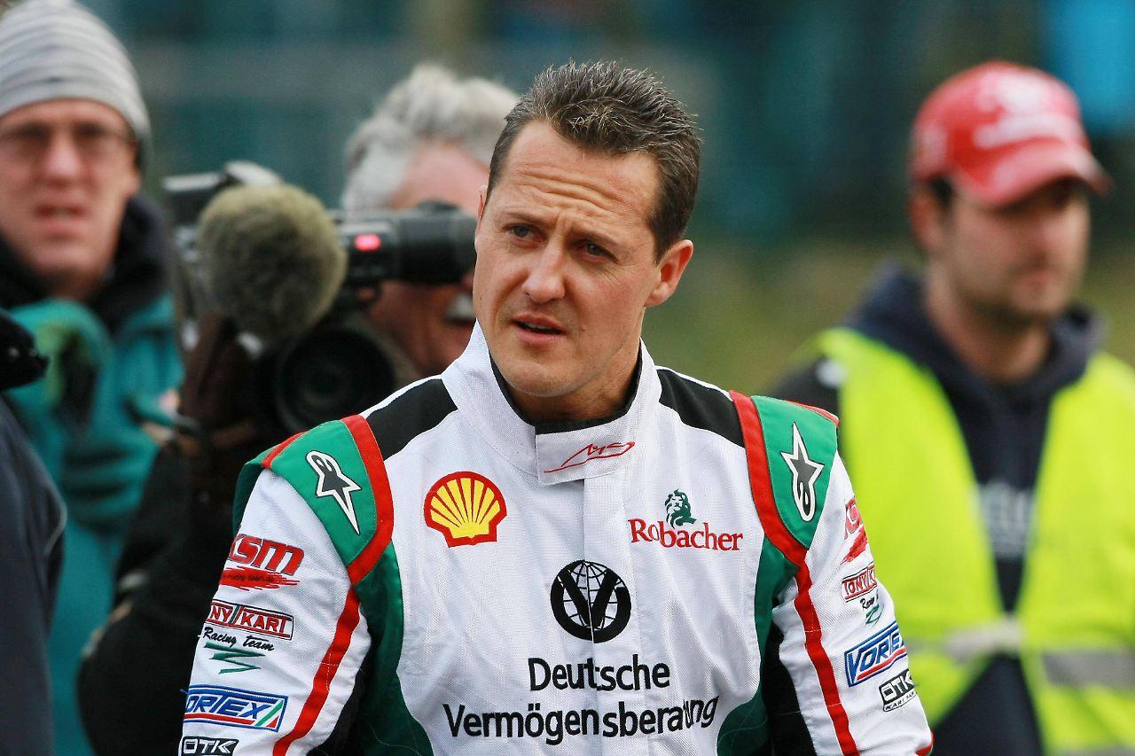 Michael Schumacher Kartbahn in Kerpen vor dem Aus
