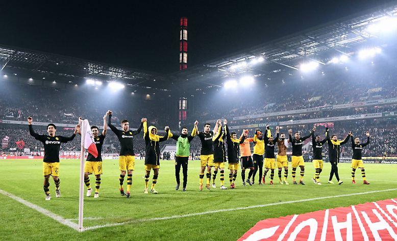 1. FC Köln - Borussia Dortmund (2:3)