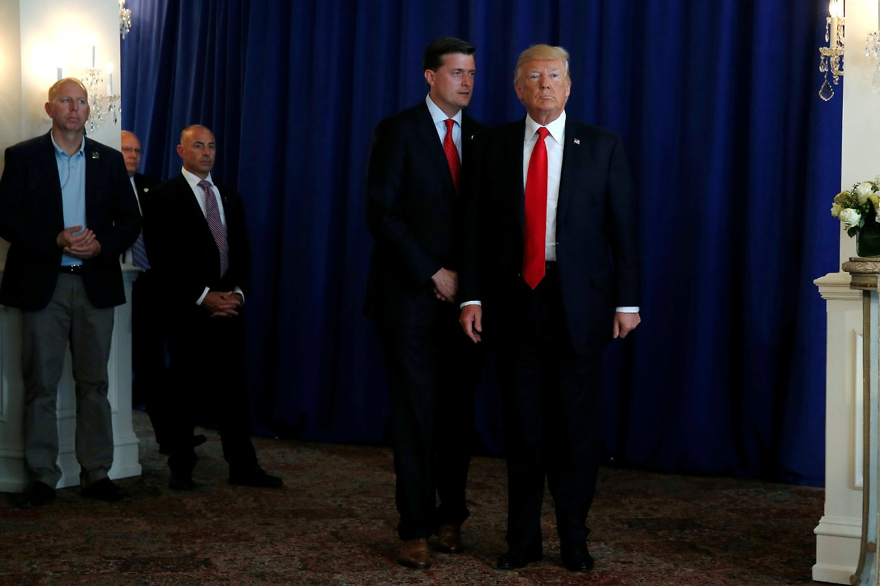 Schlug Rob Porter seine Ex-Ehefrauen? Prügel-Vorwürfe! Trumps Terminplaner tritt zurück