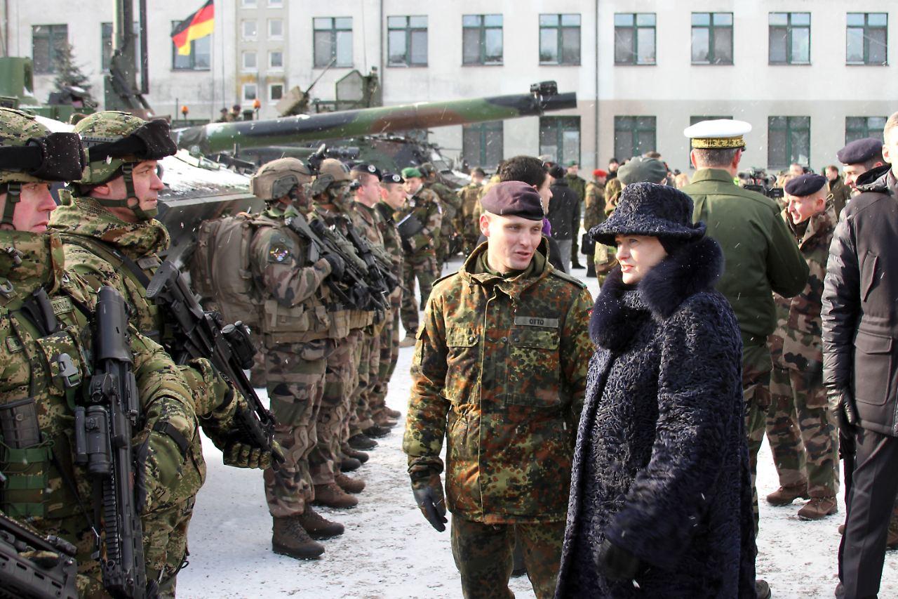 Nato-Hauptquartier bald in Deutschland?