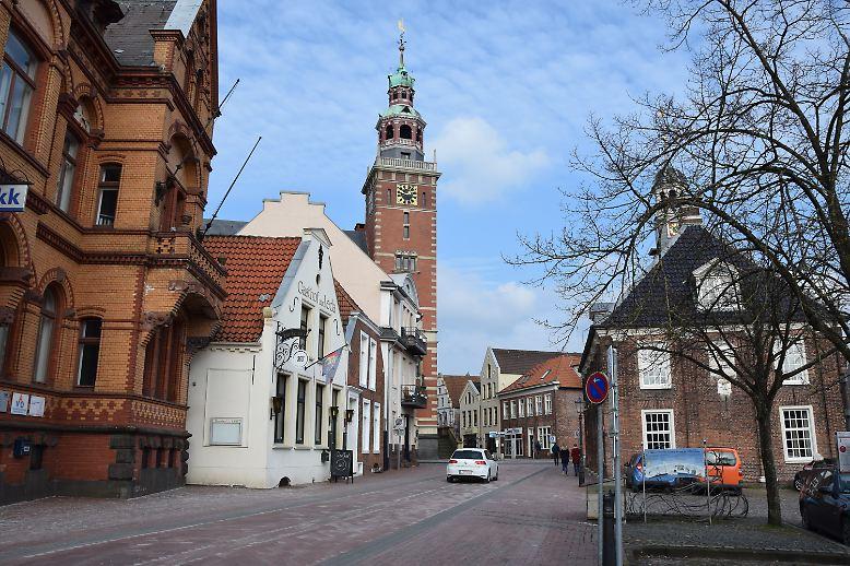Die 35.000-Einwohner-Stadt lockt Besucher mit ihrem pittoresken Stadtkern und ...