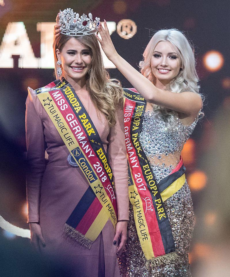 "Most beautiful Germans chosen: Stuttgart is ""Miss Germany ..."