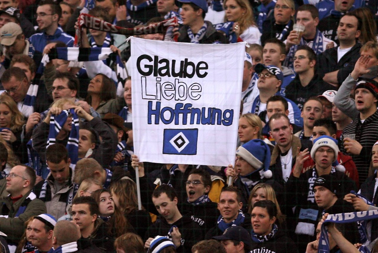 Redelings mit Wehmut: Der Hamburger SV geht niemals so ganz - n-tv.de