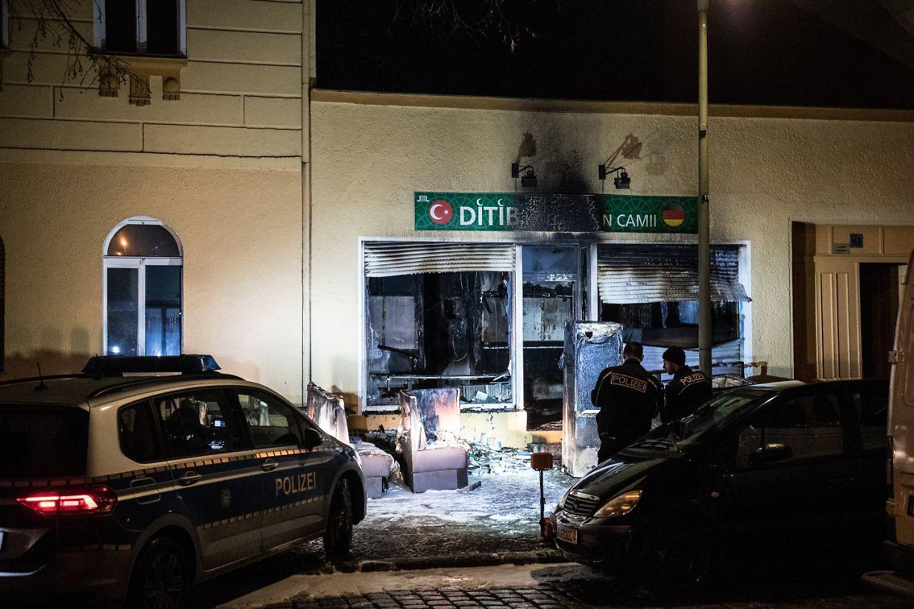 Brandanschlag In Nrw Erneut Türkische Einrichtung Attackiert