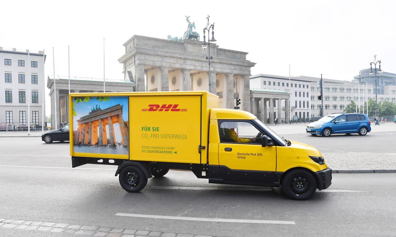 neuer vorstand f r technologie deutsche post adelt den streetscooter n. Black Bedroom Furniture Sets. Home Design Ideas