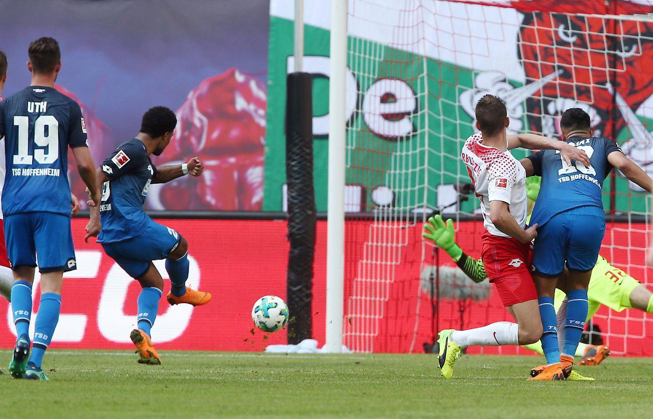 Der HSV-Dino ist noch nicht tot - Hoffenheim blamiert Leipzig