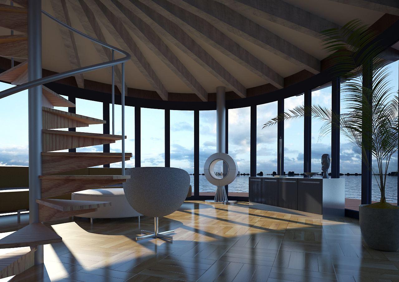 wohnschiff statt mietwucher wem das wasser bis zum haus steht n. Black Bedroom Furniture Sets. Home Design Ideas
