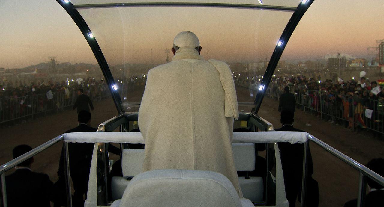 Kulmbach: Der Papst im Film-Café