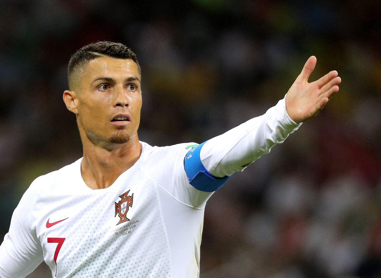 Ronaldo Wechselt