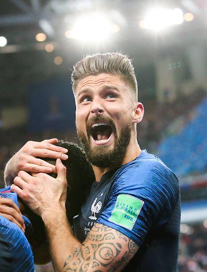 Ouuuuuuuuuuuuuuiiiii, die Fußball-Nationalmannschaft steht im Finale der Fußball-WM 2018!