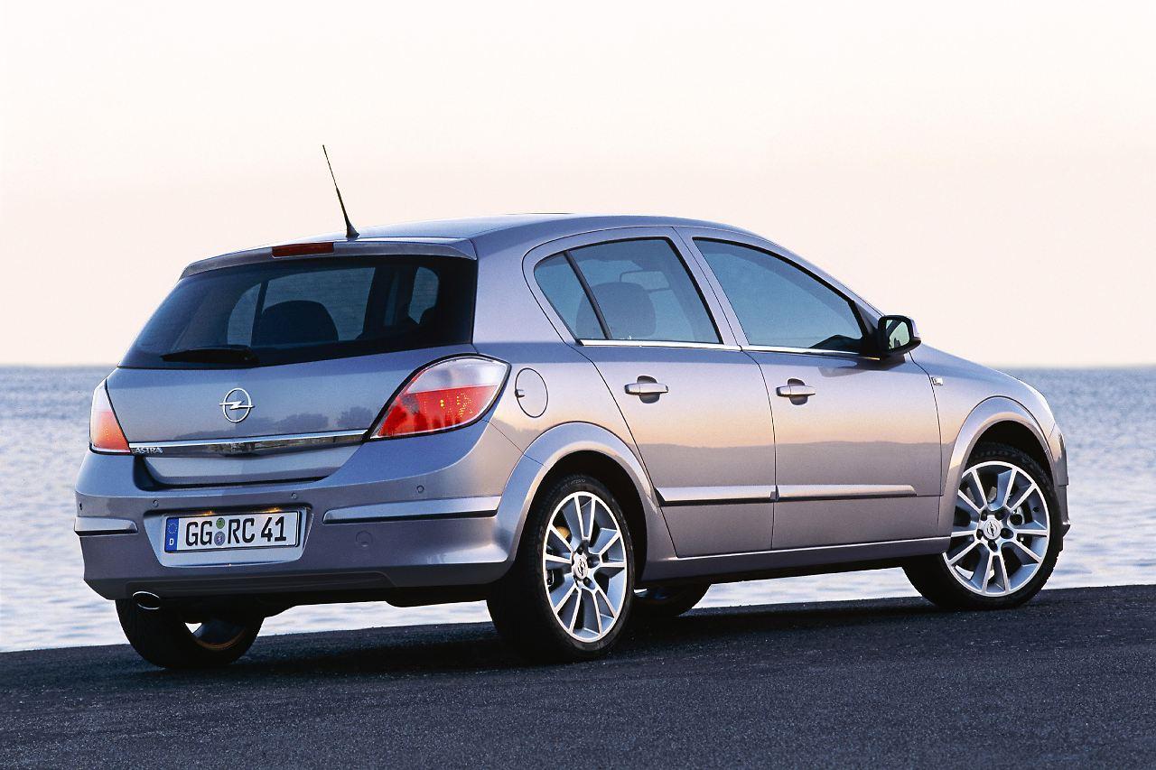 Sieben Sinne zusammenhalten: Opel Astra H - zuverlässiger ...