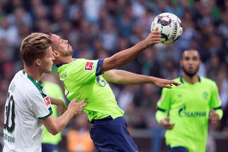 Borussia Mönchengladbach - FC Schalke 04 (2:1)