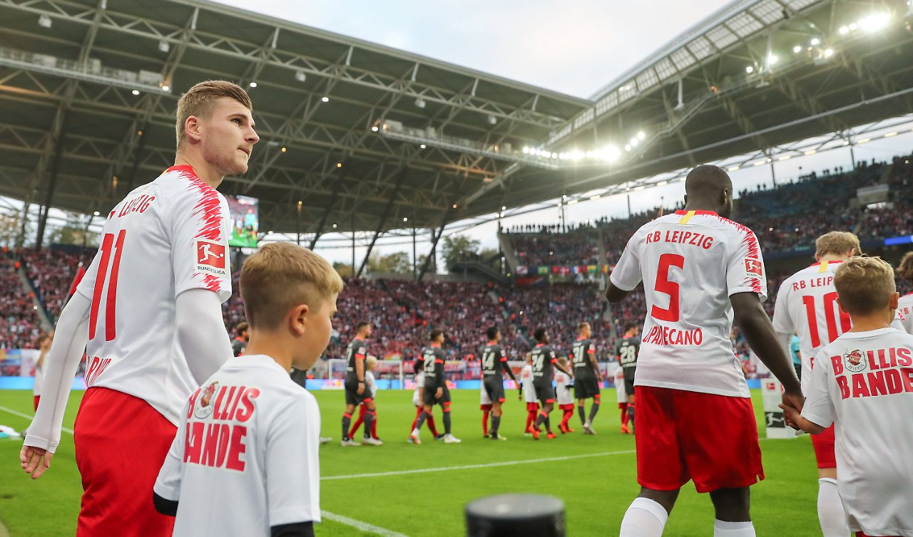 Heimspiele Rb Leipzig