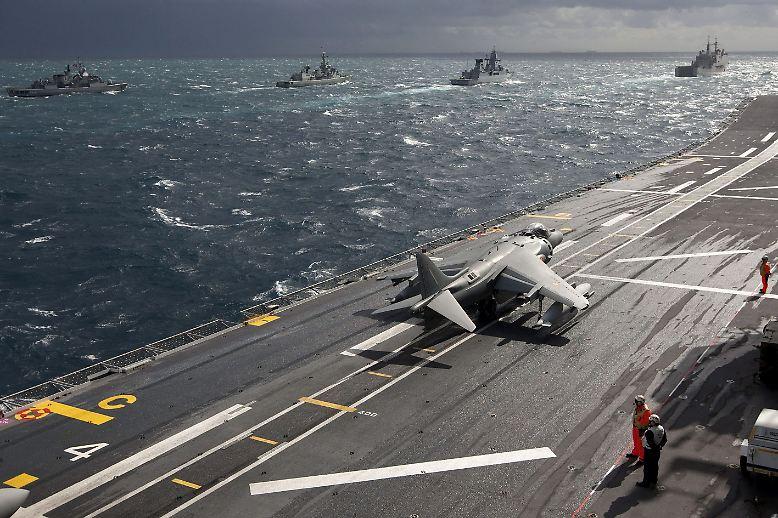 Ein lebensgefährlicher Vorfall am Rande des größten Nato-Manövers seit Ende des Kalten Kriegs bringt Norwegens Marine in Erklärungsnot.