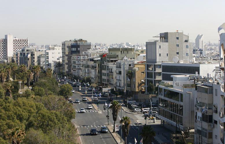 Die Geschichte Tel Avivs beginnt vor mehr als 100 Jahren ...