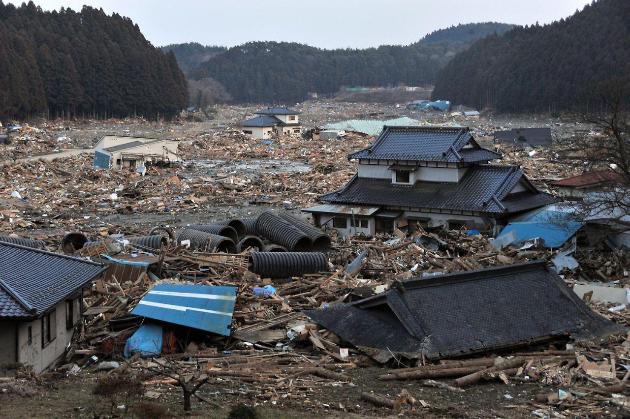 Vernichtete Milliardenwerte in Japan: Experten wagen ...