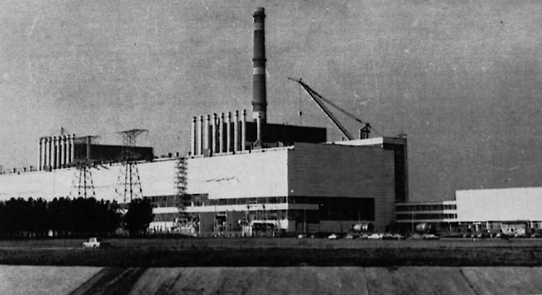 Am 26. April 1986 ereignet sich im Reaktor 4 des Kernkraftwerks Tschernobyl die bisher schwerste nukleare Havarie der Menschheit.