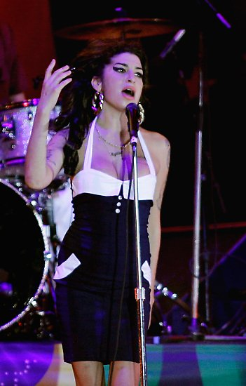 Amy Jade Winehouse, geboren am 14. September 1983, gestorben am 23. Juli 2011.