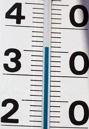 Nicht nur bei hohen Temperaturen….