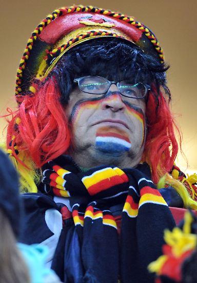 25 Jahre - so lange hatten die deutschen Fans auf einen Heimsieg ihrer Lieblingsfußballer ...