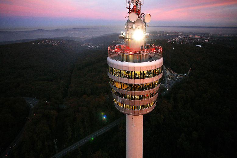 Stuttgart hat einen, …