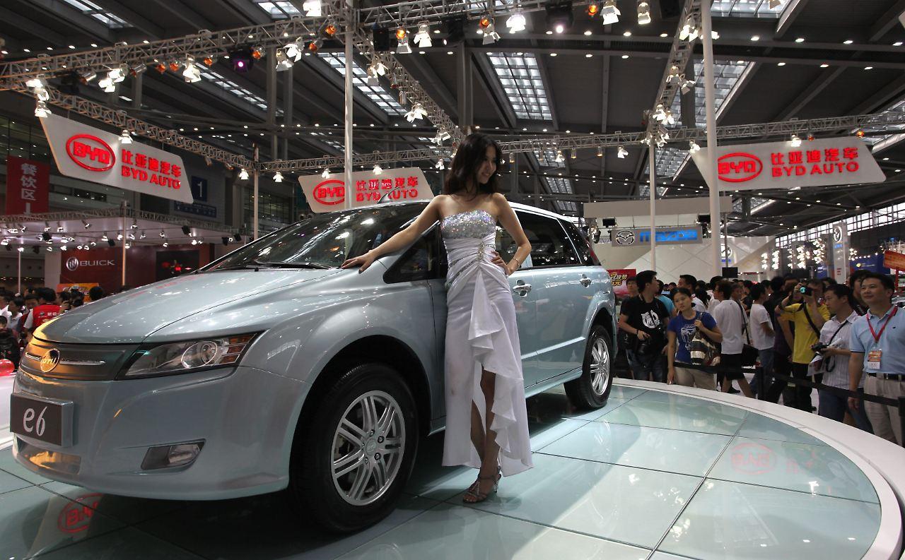 Quotensystem für E-Autos: China schockiert die Autoindustrie - n-tv.de
