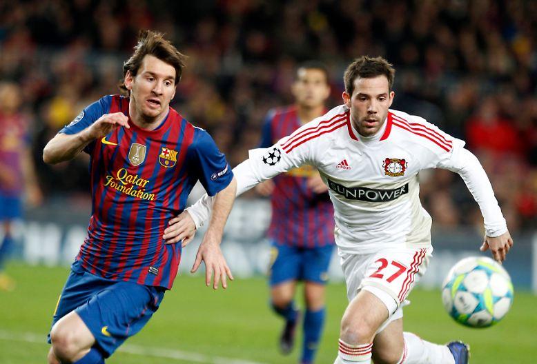 Allerdings, das sei zu Ronaldos Ehrenrettung gesagt: Er durfte im Gegensatz zu Messi auch nicht gegen Bayer Leverkusen spielen.