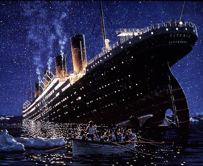 Sie ist ein scheinbar immerwährender Mythos: die Titanic. Nach der Kollision mit einem Eisberg auf seiner Jungfernfahrt von Southampton in England nach New York sinkt der Luxusdampfer in der Nacht vom 14. auf den 15. April 1912. Rund 1500 der mehr als 2200 Menschen an Bord kommen ums Leben.
