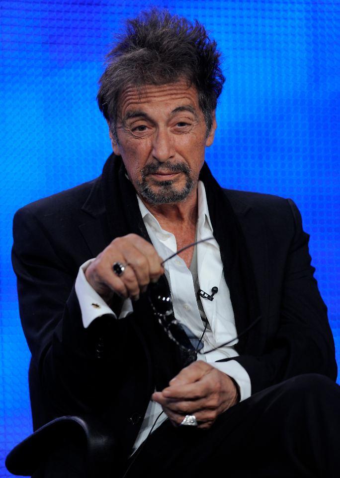 Nix mit Walzer: Pacino... Al Pacino Die