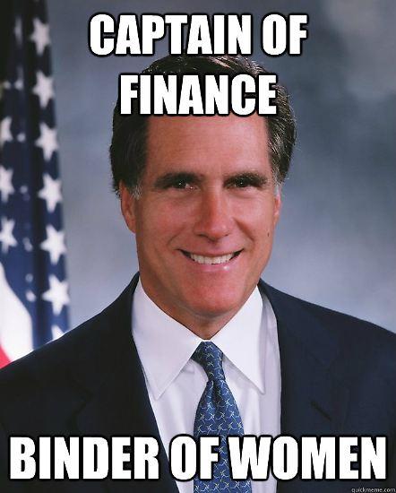 Als Gouverneur von Massachusetts habe er Wert auf Bewerbungen von Frauen gelegt, so der republikanische Präsidentschaftskandidat Mitt Romney.
