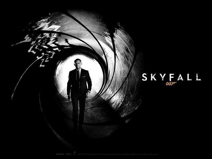 """Der neueste James-Bond-Film  """"Skyfall"""" hat im 50. Bestehensjahr der Agentenserie ..."""