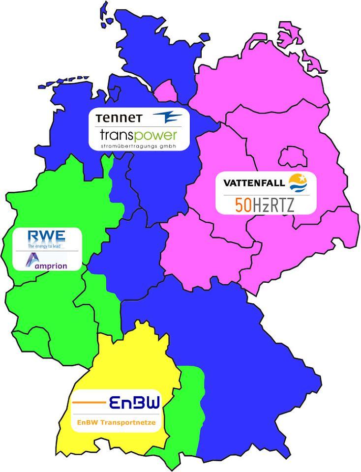 Chaos Im Deutschen Stromnetz Der Flickenteppich Bleibt