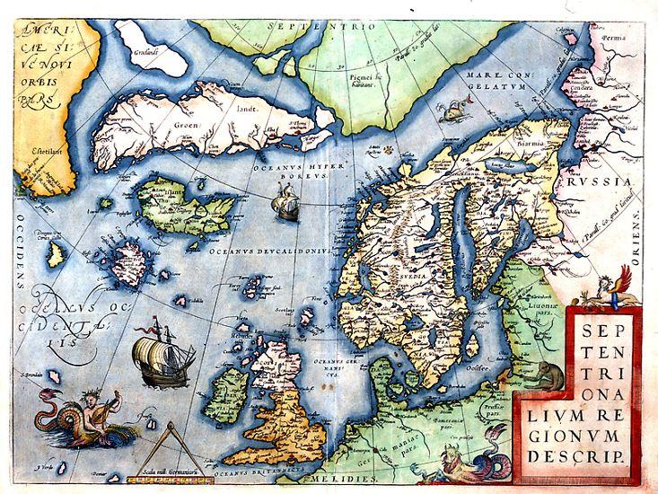 Und tatsächlich landete er schließlich im Südwesten Grönlands - das war die Insel, die Gunnbjörn gesehen hatte.