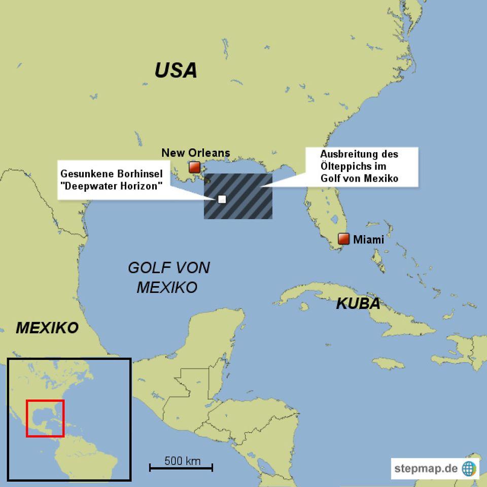 Rettungsboot stürzte von Kreuzfahrer ab () Von dem unter Panama-Flagge laufenden Kreuzfahrtschiff 'Carnival Dream', BRZ (IMO-Nr.: ), brach am gegen 14 Uhr im Golf von Mexiko plötzlich ein unbesetztes Rettungsboot ab und stürzte ins Meer.