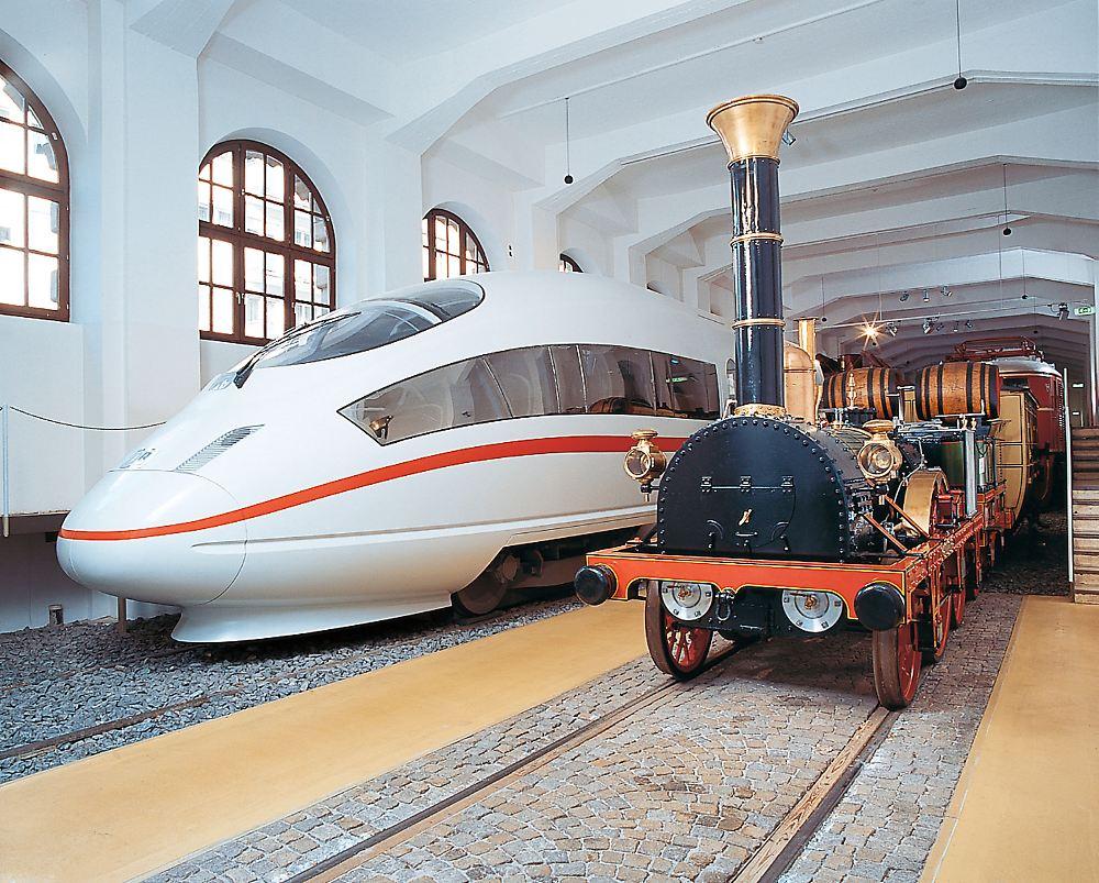175 jahre eisenbahn in deutschland von adler bis ice n. Black Bedroom Furniture Sets. Home Design Ideas