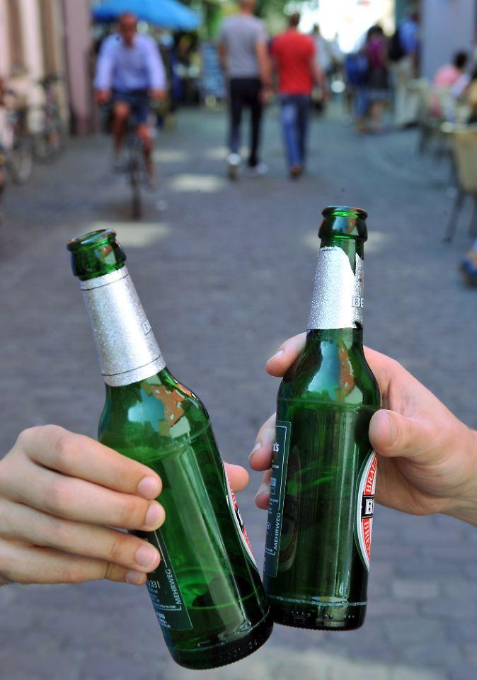 Gegen Alkohol