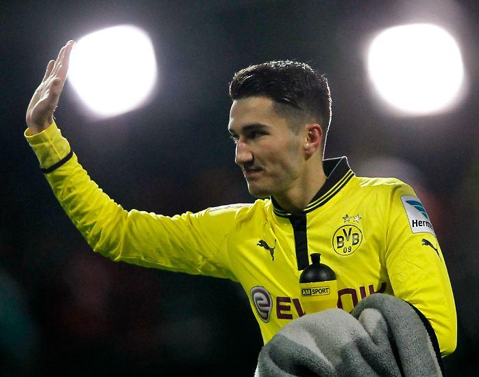 Bremen - Dortmund: 0:5